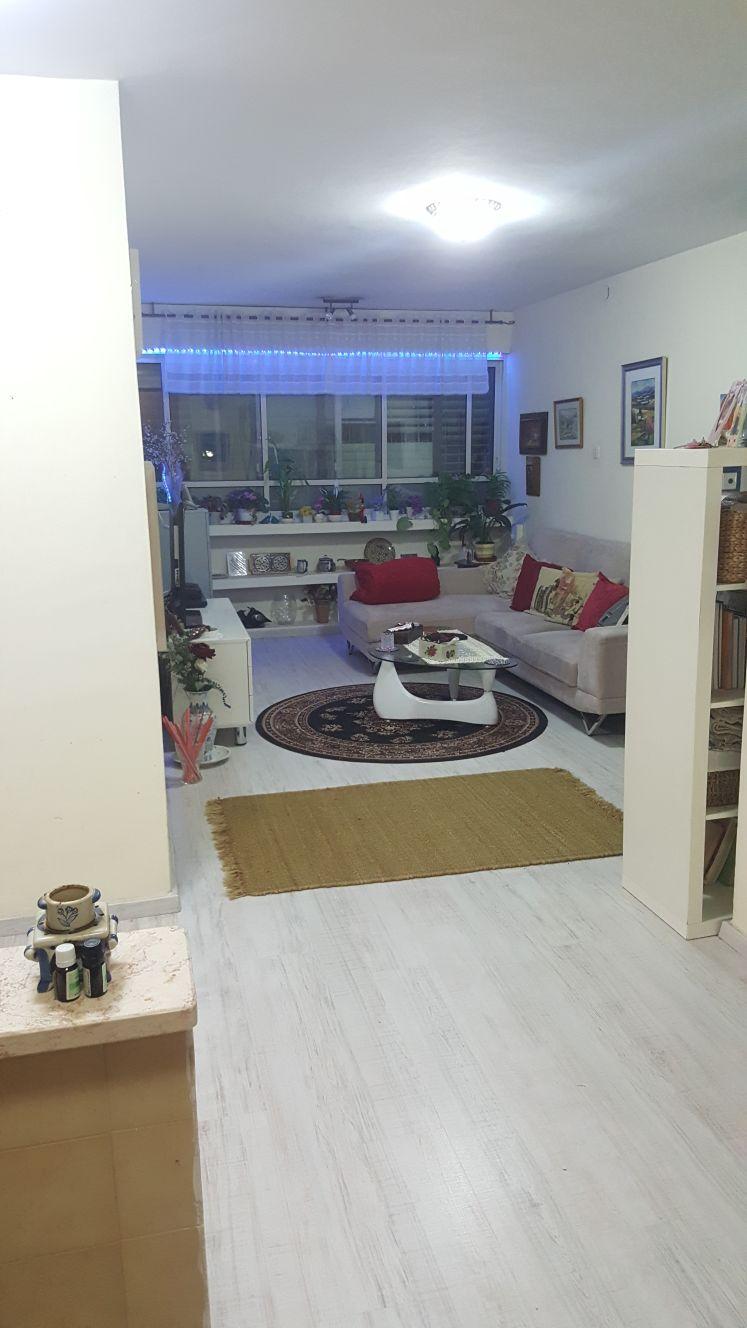 דירת 3 חדרים מסודרת בקריית מוצקין