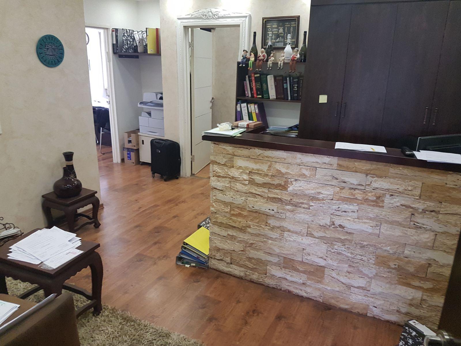 משרד 3 חדרים להשכרה בקריית ביאליק