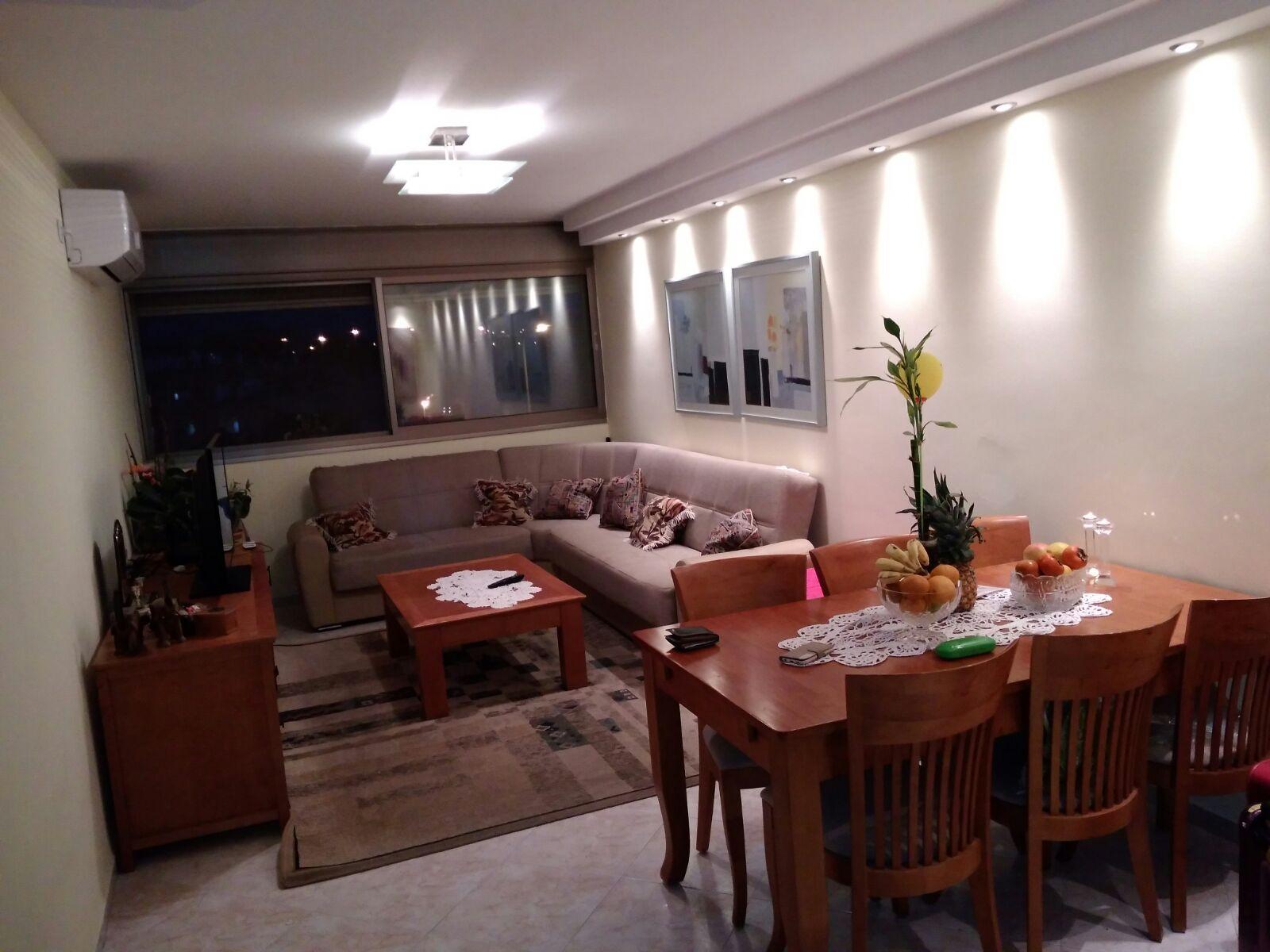 דירת 3.5 חדרים משופצת להשכרה בקריית מוצקין