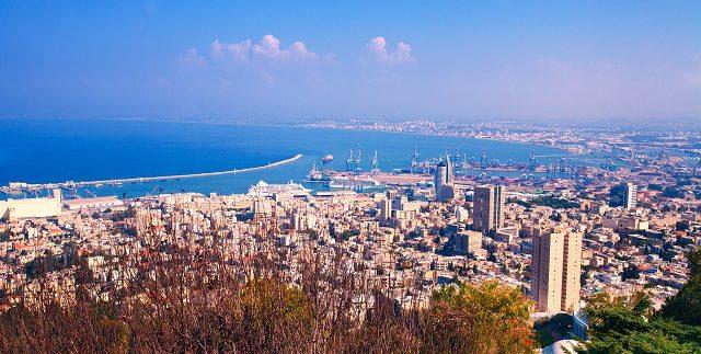 דירה באזור חיפה